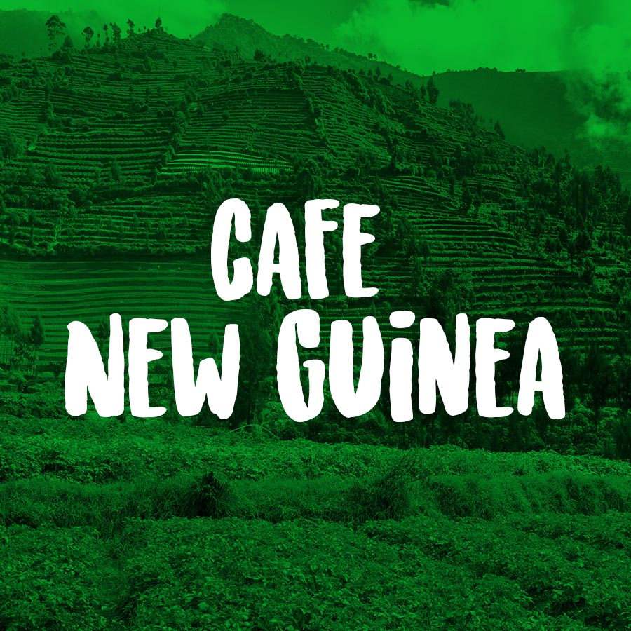 Cafe New Guinea